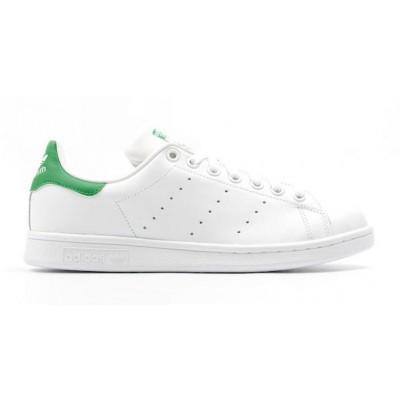 ADIDAS STAN SMITH SNEAKERS BIANCO VERDE M20324