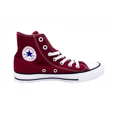 CONVERSE ALL STAR CT HI BORDEAUX M9613