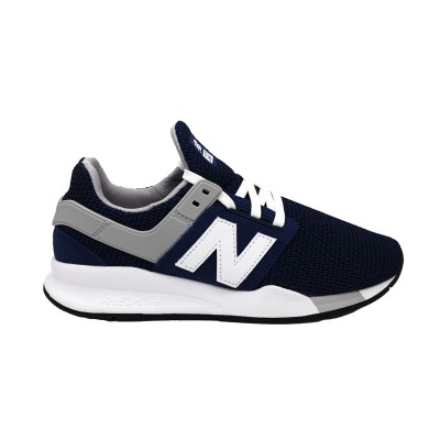 NEW BALANCE SNEAKERS 247 BLU BIANCO MS247FK