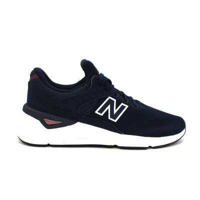 NEW BALANCE SNEAKERS X-90 BLU BIANCO MSX90CRF