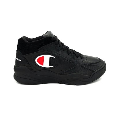 CHAMPION SNEAKERS ZONE MID  NERO S20878-S19-KK001
