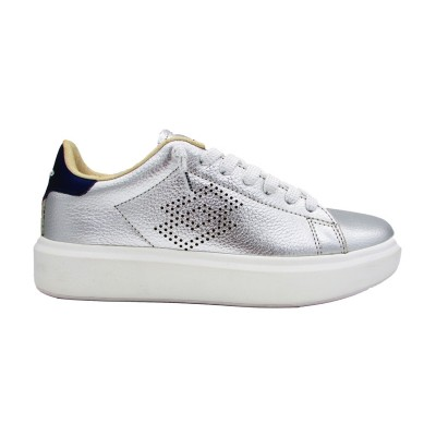 LOTTO SNEAKERS IMPRESSIONS W ARGENTO T4611