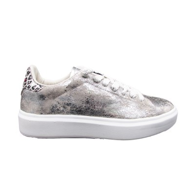 LOTTO IMPRESSIONS CRACK W SNEAKERS ARGENTO T7438