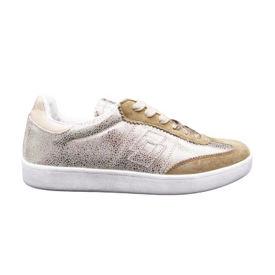LOTTO BRASIL SELECT CRACK W SNEAKERS ARGENTO T8230