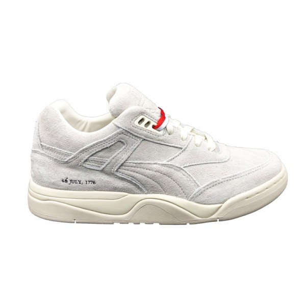 PUMA PALACE GUARD 4TH OF JULY SNEAKERS GRIGIO BEIGE 370597-01